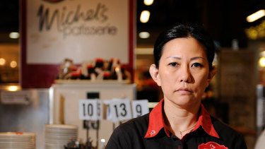 Former Michel's Patisserie franchisee Devi Trimuryani will lead a class action.