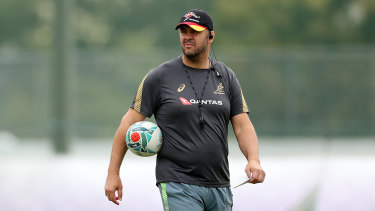 Michael Cheika has said he will stand down should the Wallabies fail to win the World Cup.