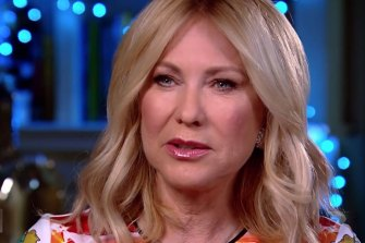 Kerri-Anne Kennerley was reportedly paid $350,000 to appear on Sunday Night.