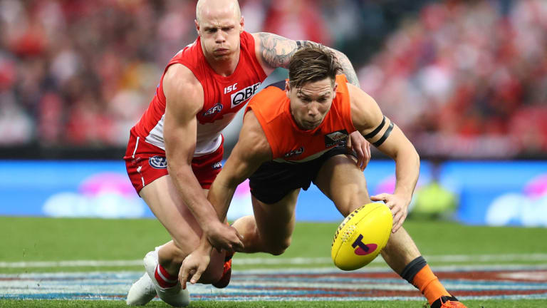 The AFL's match review officer will hand down his findings on Monday.