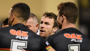 Judiciary visit: James Maloney.