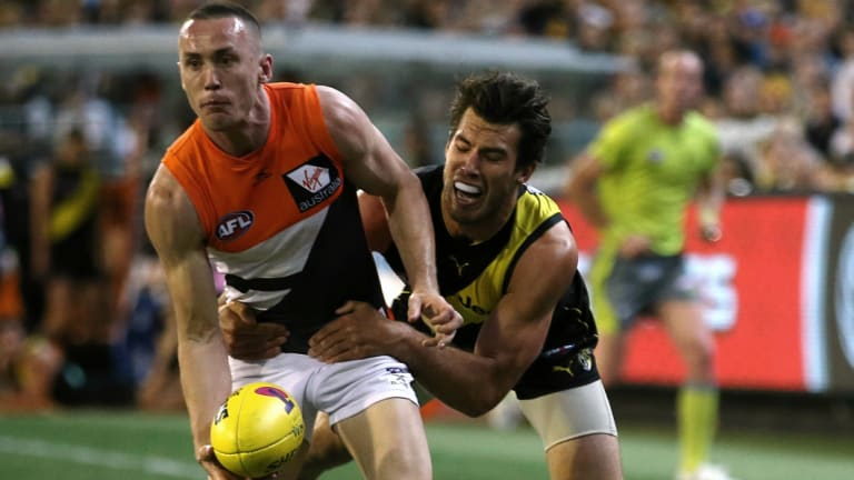 Hawthorn are confident they would be able to get Tom Scully's troublesome ankle right.