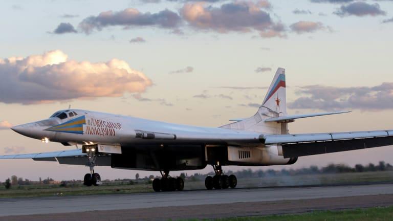 Russia's strategic bomber Tu-160 has been sent to Venezuela.