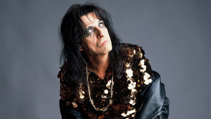 Why Alice Cooper has been sober for more than three decades