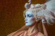 Vida Mikneviciute in costume for Salome by the Victorian Opera