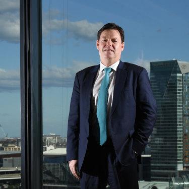 Lendlease chief Steve McCann is running a business under pressure