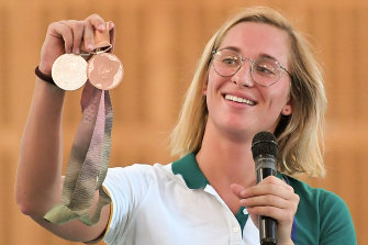 Madeline Groves has sparked a new wave of complaints about misconduct in swimming.
