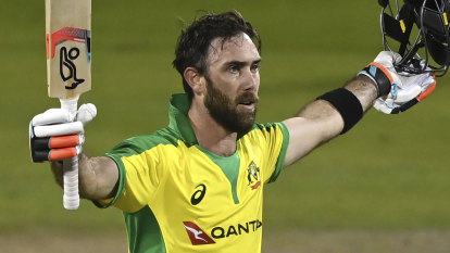'Always had your back': Glenn Maxwell's parting gift to manager to the stars