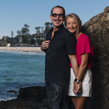 "Kirk Pengilly on Layne Beachley:  ""We experienced each other's professional life and came out of it with huge respect for one another."""