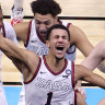 To the bank! Freshman's amazing buzzer-beater sets NCAA tournament alight