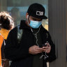 Only one in three commuters is wearing a mask. Experts want it mandatory