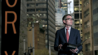 NSW Treasurer Dominic Perrottet