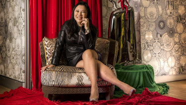 """Everything I do, it's all around my real estate,"" says Monika Tu, 57, who specialises in selling to Chinese buyers."