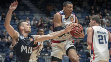 One to watch: Adelaide import Jacob Wiley.