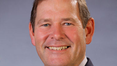 Victorian Nationals MP Tim McCurdy.