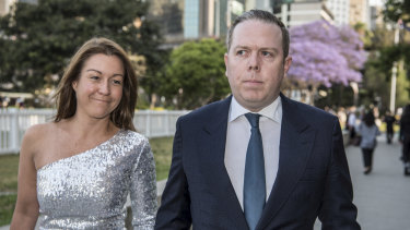 Qantas Loyalty boss Olivia Wirth and union leader turned KPMG partner Paul Howes were guests at the wedding.