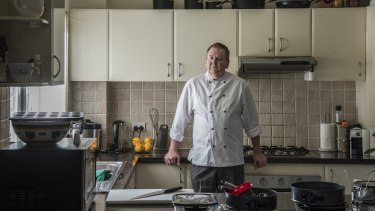 Tim Deverell worked in aged care as a chef for 11 years, and gave evidence to the Royal Commission into Aged Care.