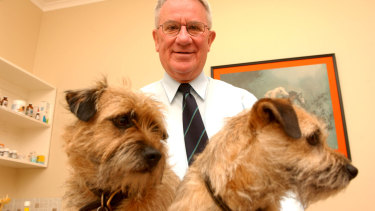 Dr Hugh Wirth left the bulk of his estate to the RSPCA.