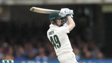 Once again Steve Smith will need to carry much of the batting load.