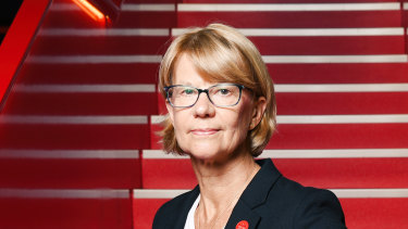 Coca-Cola Amatil group managing director Alison Watkins has thanked the NZ government for the wage subsidy.