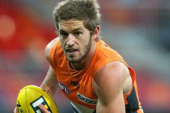 Callan Ward will miss four to six weeks.