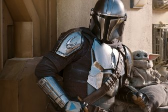"Disney's Star Wars TV show ""The Mandalorian"" has pioneered the use of the digital backdrop."