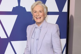 Glenn Close attends the 91st Oscars Nominees Luncheon, 2019.
