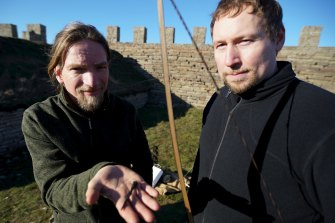 Viking Murder Mystery on SBS.