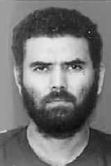 A 2003 file picture of  Masykur Abdul Kadir, who played a logistical role in the Bali bombing.