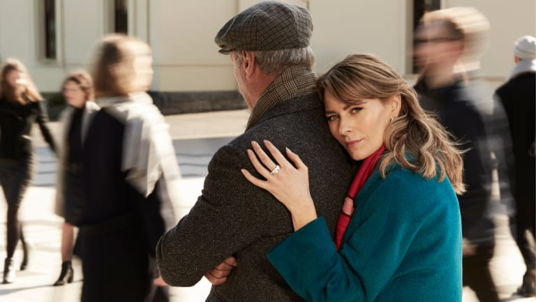 Kat Stewart deals with matters of the Heart in Heisenberg.