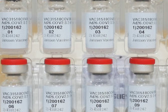 Australia will not be signing an agreement for the Johnson & Johnson/Janssen vaccine in the near future.