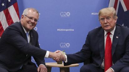 Trump, Netanyahu and other world leaders congratulate Scott Morrison