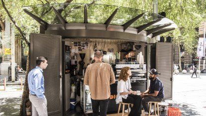 Sydney CBD street furniture to be overhauled for first time in 20 years