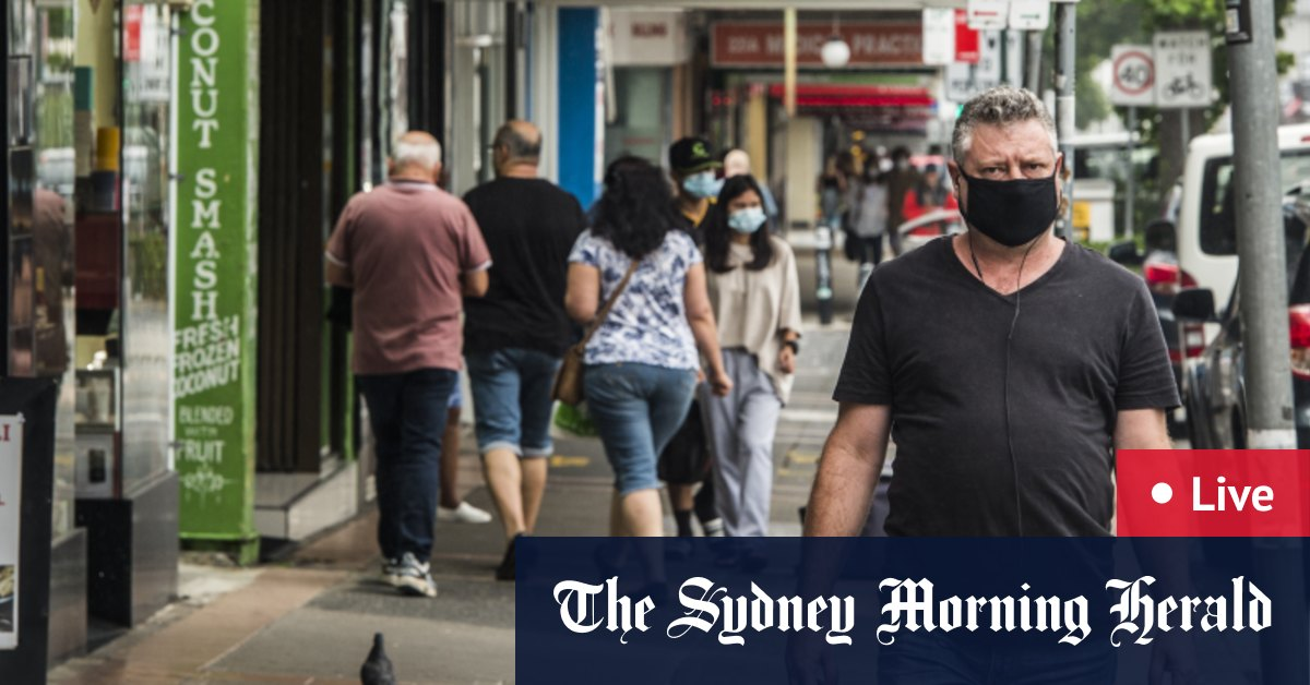 Coronavirus updates LIVE: Greater Sydney mask mandate comes into effect; Northern beaches lockdown eases; Victoria traces 10 local cases