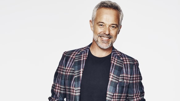 My day on a plate: Cameron Daddo