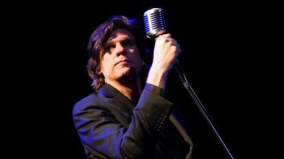 Tex Perkins turns Johnny Cash once again in Brisbane