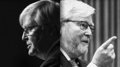 Winning at all costs: Rudd's case for courage and conflict
