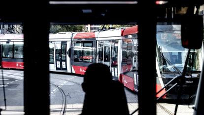 Light rail drivers 'under immense pressure' to right 'flawed service': union