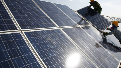 White House on defensive over Xinjiang and solar panels