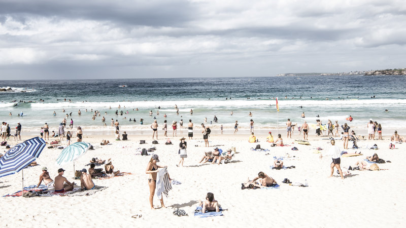 'You can't stop people from living': Beachgoers defiant as NSW government shuts down Bondi Beach – Sydney Morning Herald