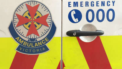 Man dies after 'medical emergency' on building ledge in CBD