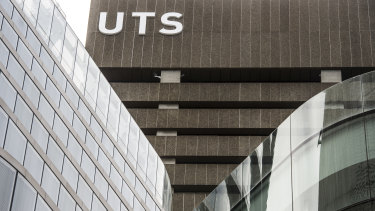 UTS was identified as one of six universities whose free speech policies did not fully align with a federal government-backed model code.