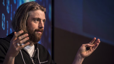 Atlassian's Mike Cannon-Brookes