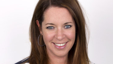 Director of Running Bare, Yolanda Powell.