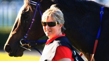 Sue Grills will target a metro raid for My Benalla if he wins the Spring Cup at Tamworth on Monday.