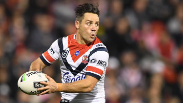 Cooper Cronk is savouring every moment of his NRL career, but has big plans for when it ends.