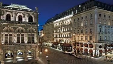 Oh, Vienna: No. 1 again.