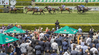 The Everest has become the second most popular betting race in Australia in just its fourth edition.