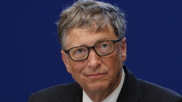 The internet is rife with conspiracy theories and untested claims about Microsoft billionaire Bill Gates.