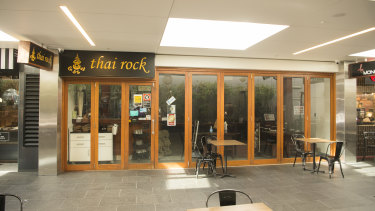 Three cases are connected to the Thai Rock restaurant, located in the Stockland Mall in Wetherill Park.